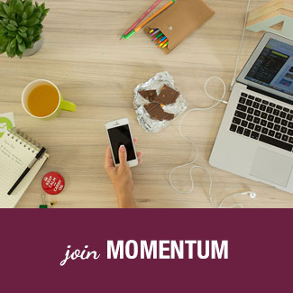 red-slice-momentum-badge