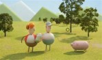Shared purpose and animated pigs that make you cry