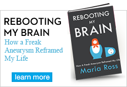 Rebooting My Brain - buy the book