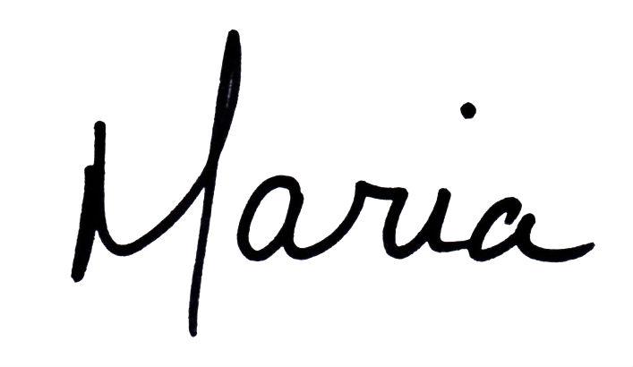 MariaFirstNameOnly