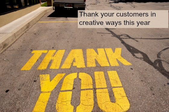 Post image for 3 insanely great ways to thank your customers + clients