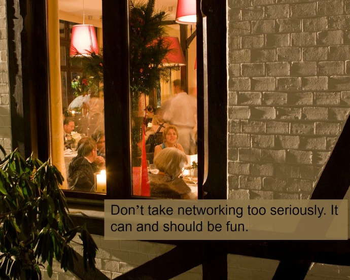 3 Foolproof Networking Tips to Survive the Holidays