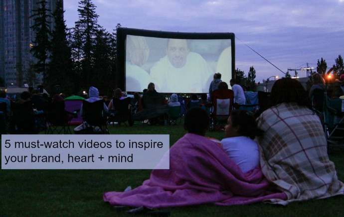 12.16 videos that inspire (blog)