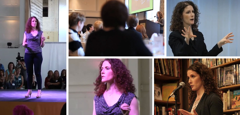 Maria Ross: Branding + Marketing Speaker