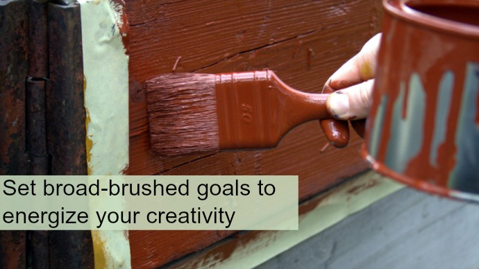 3 Crafty + Creative Ways to Set Goals