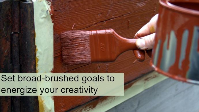 3 Crafty + Creative Ways to Set Goals