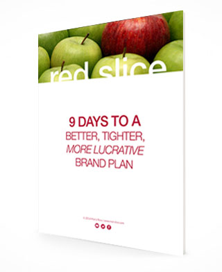 9 Days to a Better, Tighter, More Lucrative Brand Plan