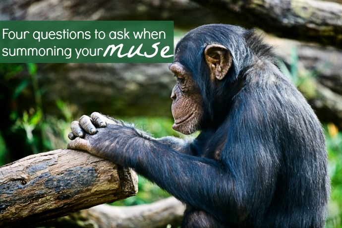 Stuck? 4 questions to summon your inspirational muse