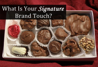 What Is Your Signature Brand Touch?