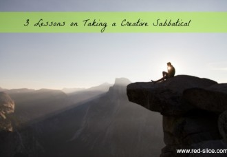 3 Lessons on Taking a Sabbatical