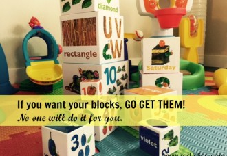 Go Get Your Blocks!