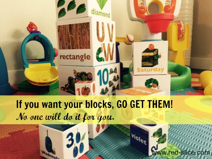 Go Get Your Blocks!