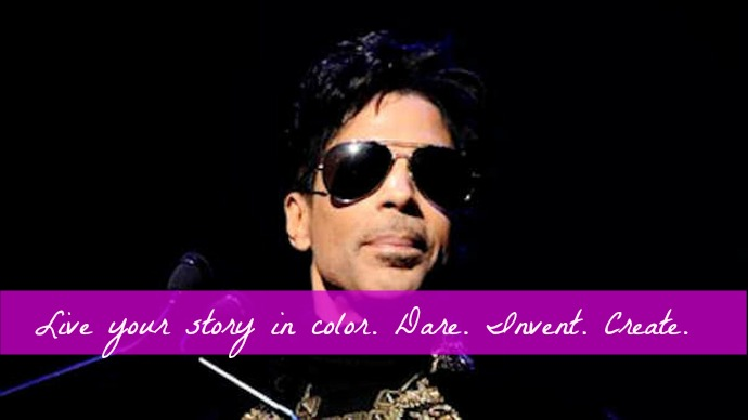 Stay Bold. Even If the Doves Cry.