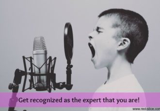 How To Be Seen as an Expert…Or Increase Your Influence If You Already Are One