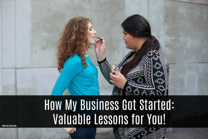 Behind the Scenes: How I Started My Business (Part 1)