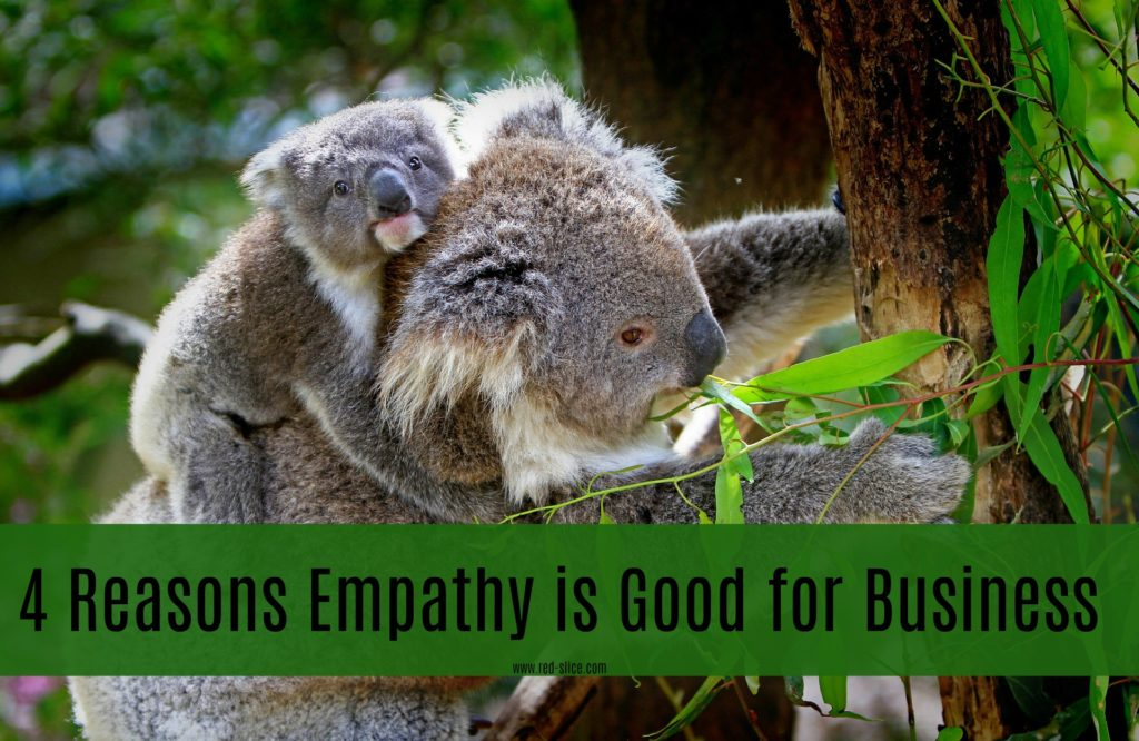 Why Empathy is Good for Business + How to Show It