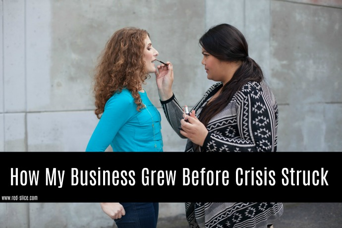 Behind the Scenes of Red Slice: Business Grows…and Crisis Strikes (Part 2)