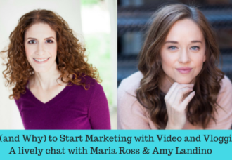 How to Get Started with Video Marketing: A Chat with Amy Landino