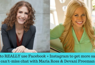 How to Make Facebook + Instagram Ads Work for Your Business: A Chat with Devani Freeman