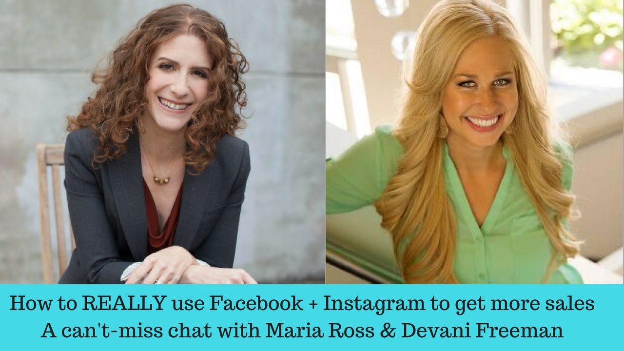 maria-ross-devani-freeman-how-to-facebook-advertising
