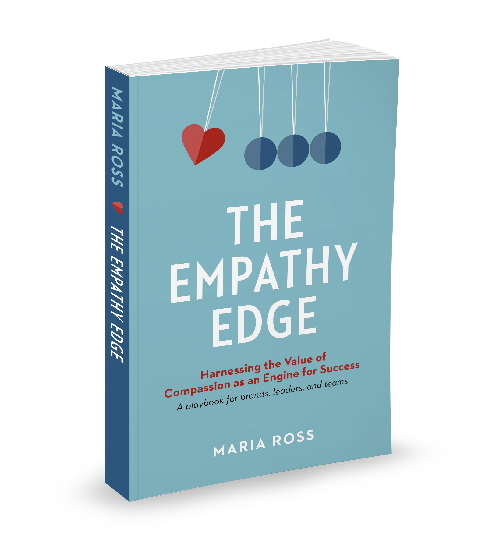 The Empathy Edge book cover
