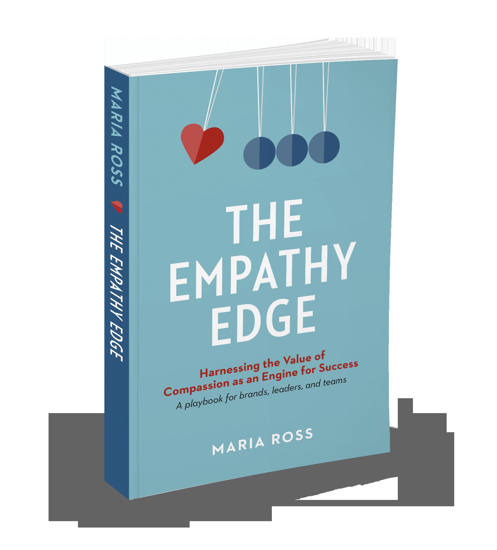 The Empathy Edge book cover