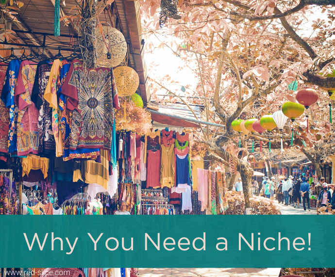 Why You Need a Niche